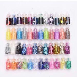 New 47 pcs nail art set